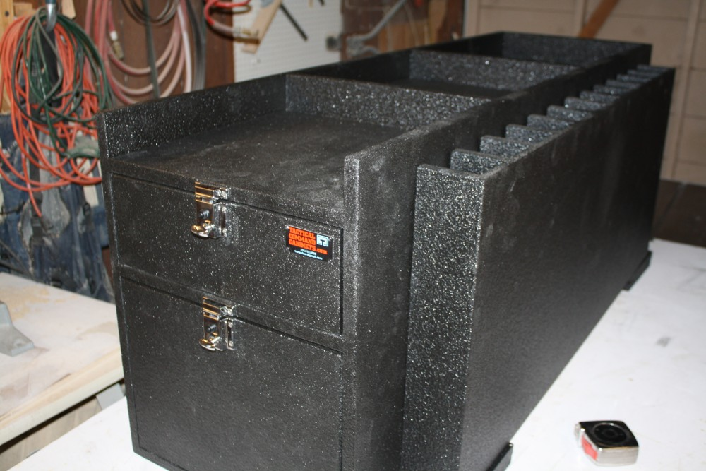 pick up truck file cabinet