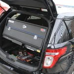 gun box ford explorer
