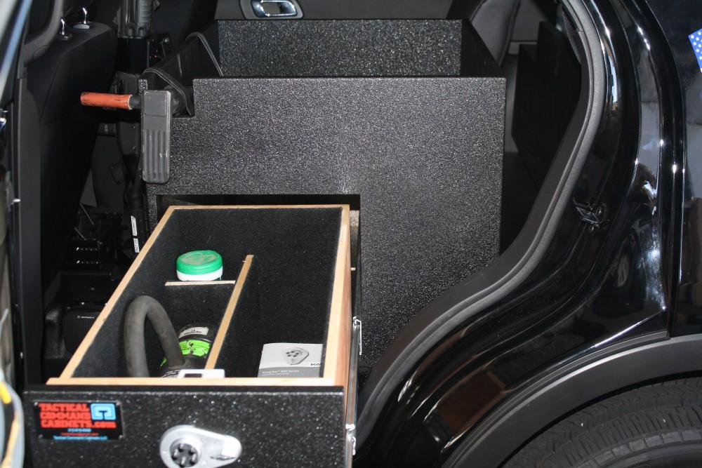 Ford interceptor storage