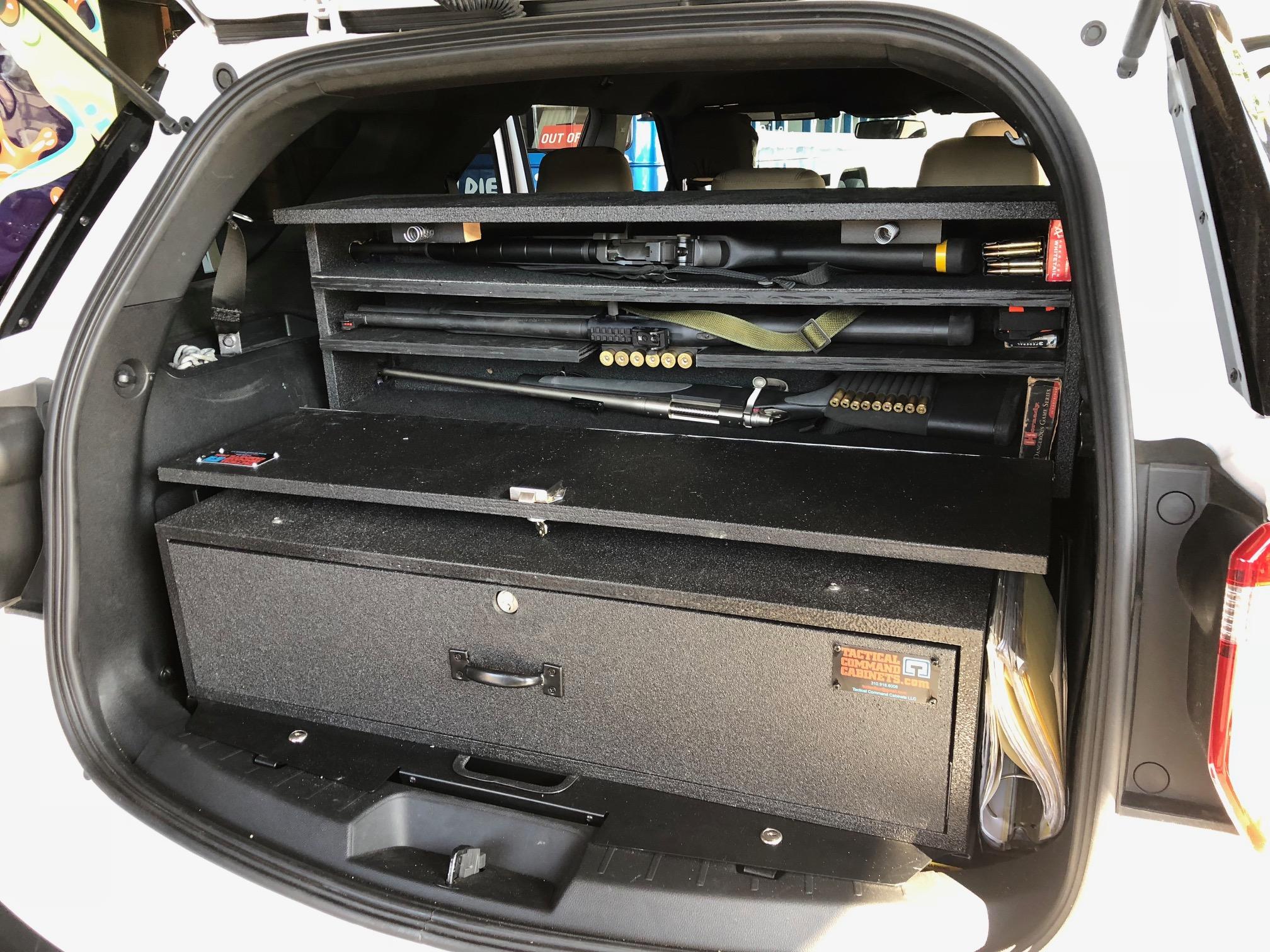 gun weapons box