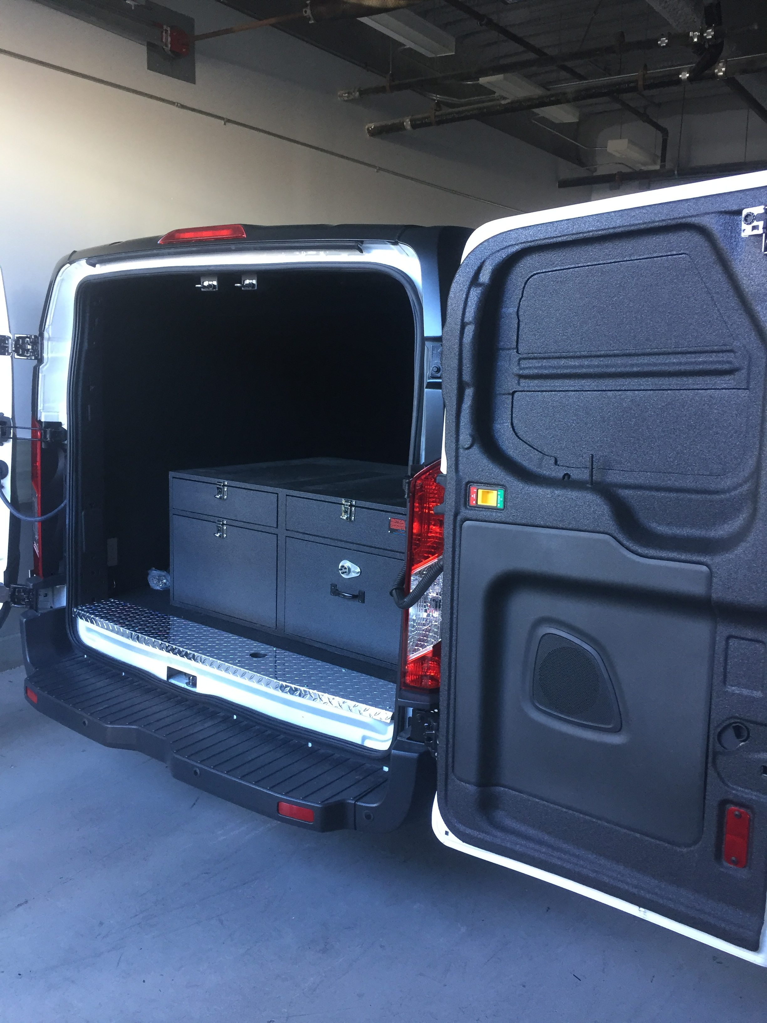 CSI Vehicle interior