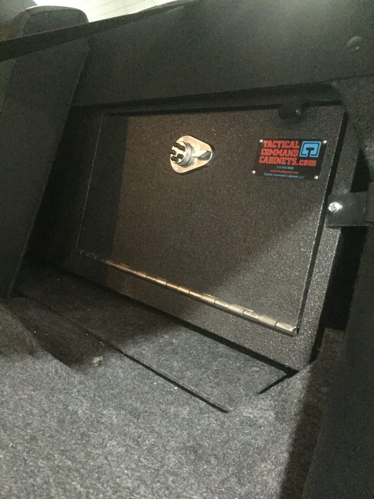 Under cover gun box