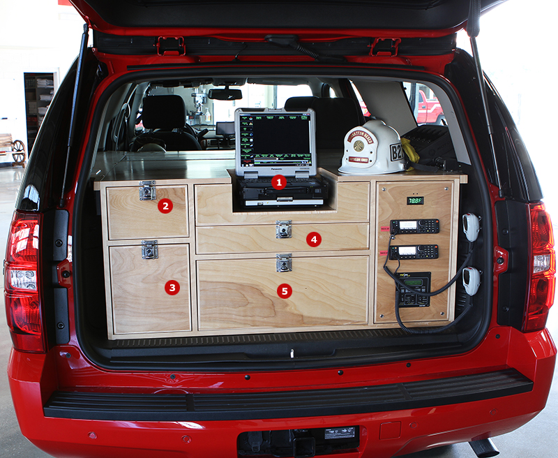 Command center Cabinets, for Fire Departments and ...