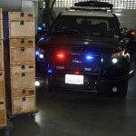 police vehicle storage boxes