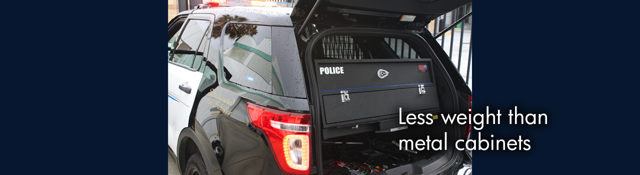 police gun suv storage