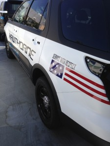 New look for hawthorne, California police department