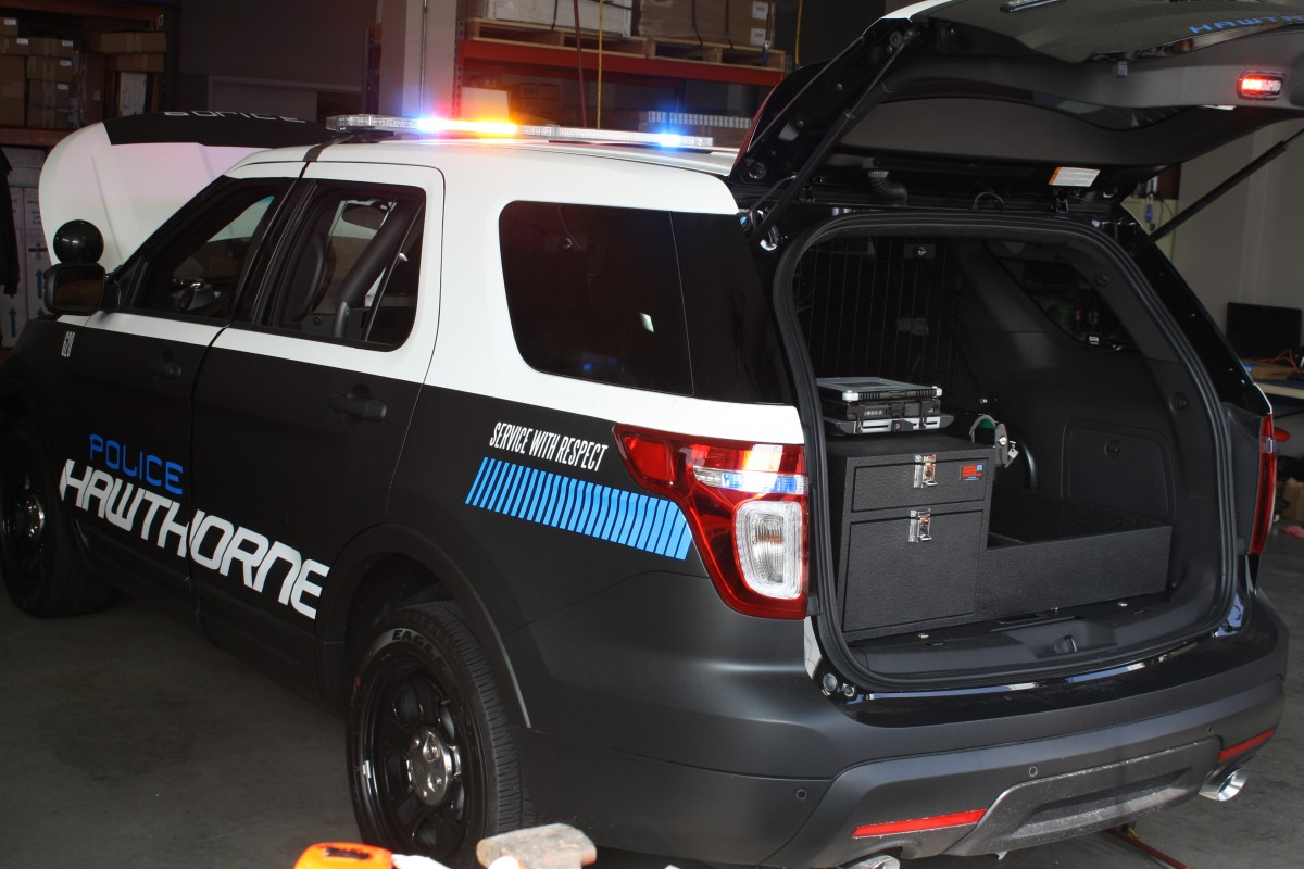 Police suv body final wrap